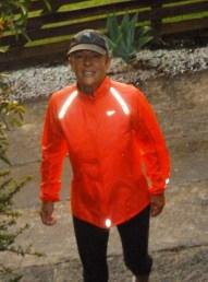 Stormy run blog