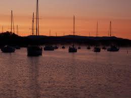 Sunrise boats