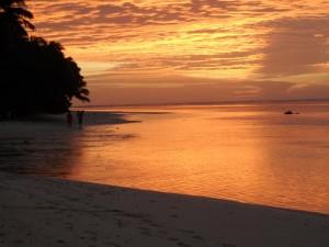 Sunset manase