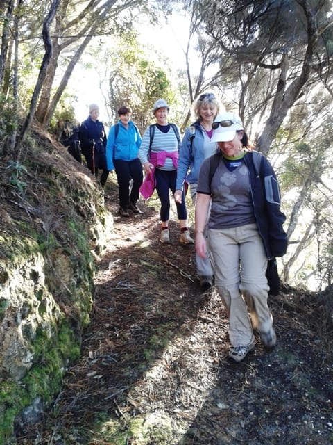 Bay of Islands Tramping Weekend – June 2013