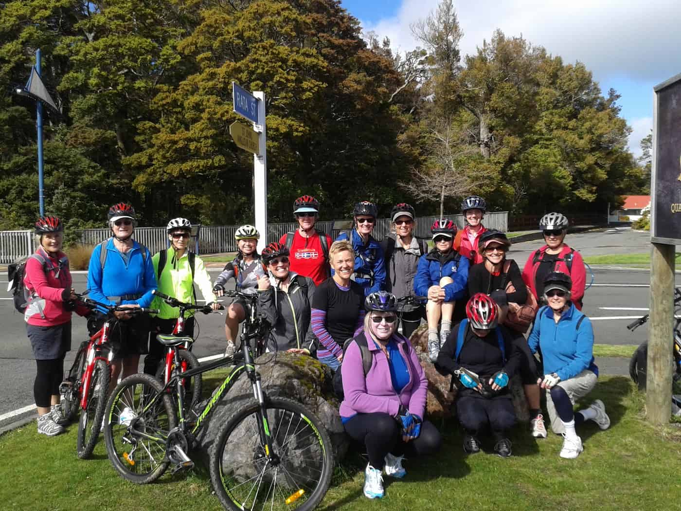 Ohakune Cycling Weekend: Oct 18/19/20 – 2013