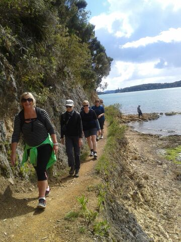Bay of Islands Tramping Weekend – Sept 2015