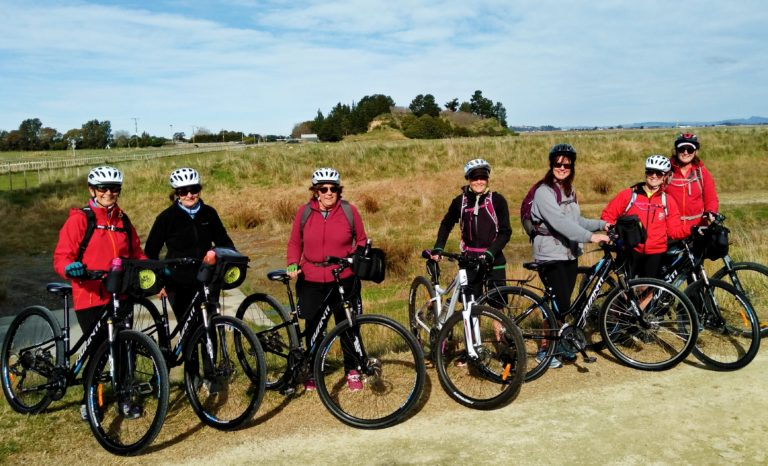 Hawkes Bay Cycling Weekend – Aug 2019