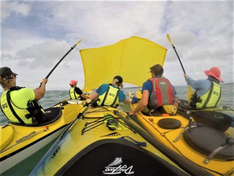 2 Day Kayaking Adventure – Mar 2019
