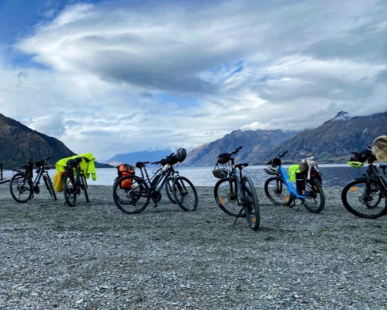 Queenstown Cycle Trails April 2021